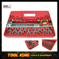 Spanner set Stubby 10pc GRIP
