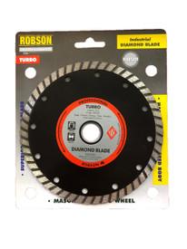 "Diamond Blade 6"" 150mm Turbo PROFESSIONAL GRADE Tile ceramic and granite cutting"