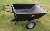 Poly Dump Cart Large