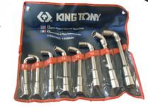 8pc Socket Wrench Set