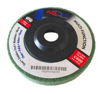 "Multi function POLISHING DISC 4"" x 400g green"
