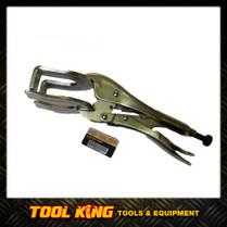 W Grip Locking pliers for welding