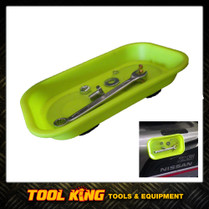 Magnetic parts & tool tray Fluoro yellow