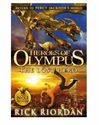 heros of olympus