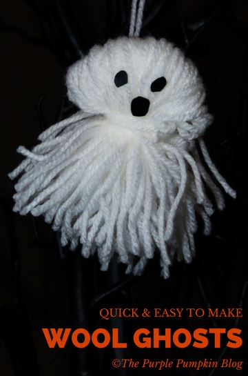 Wool Ghosts