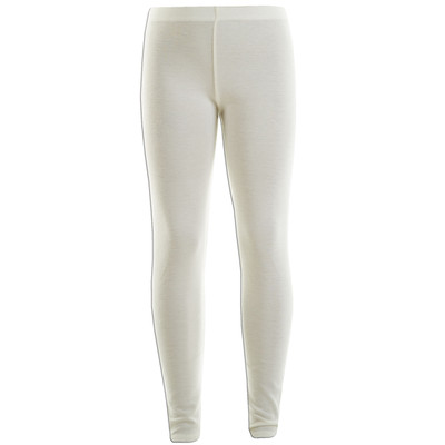 Girls Leotard Legging Cotton Stretch Full Length School Leggings Kids Stretch Leggings Cream Size 2-13