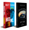 Hate Inc. + The Business Secrets of Drug Dealing (Paperback Combo) | MATT TAIBBI