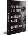 WE ARE MILLIONS - Paperback (via WikiLeaks.Shop)