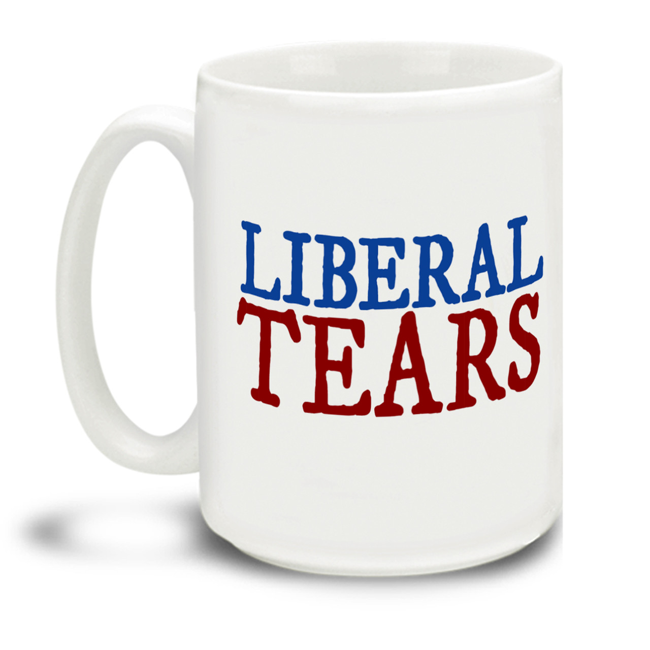 Liberal Tears Donald Trump Supporter 15 Oz Mug Cuppa