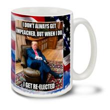 Donald Trump Impeach - 15 oz. Mug