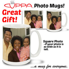 Family reunion or anniversary time? Get a personalized coffee mug for a great gift or souvenir!