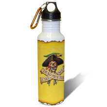 Dead Men Tell No Tales Pirate - 22oz. Stainless Steel Water Bottle