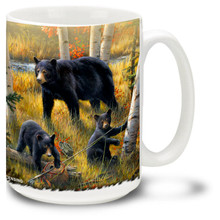 Bears and Birches - 15oz. Mug