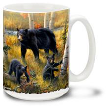 Bears and Birches - 15oz. Mug