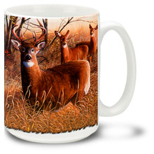 Welcome Gathering Deer - 15oz. Mug