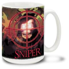 United States Marine Corps Sniper - 15oz. Mug