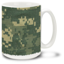 Army ACU Digital Camo - 15oz. Mug