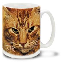 Pumpkin Cat - 15oz. Cat Mug