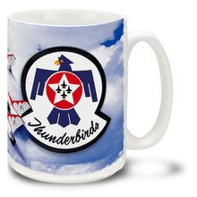 Air Force Thunderbirds - 15oz. Mug