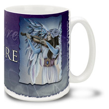 Inspire Divine Melody Angel - 15oz Mug