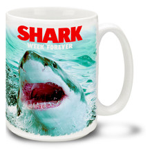 Great White Shark Week Forever - 15oz. Mug