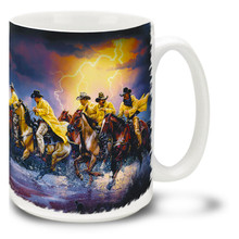 Greased Lightning Cowboys - 15oz Mug