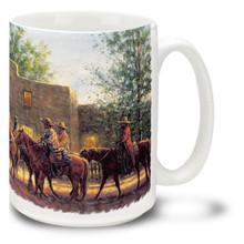 Captain Hays and Company Texas Alamo - 15oz Mug