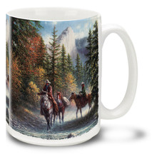 Sierra Sunrise Cowboys - 15oz Mug