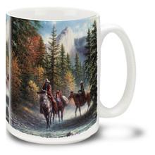 Sierra Sunrise Cowboys - 15oz Mug