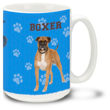 Boxer - 15oz Dog Mug