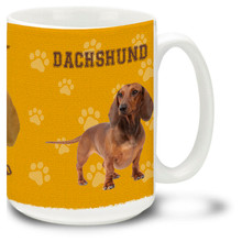 Dachshund - 15oz Dog Mug