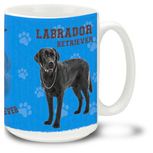 Labrador Retriever - 15oz Dog Mug
