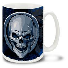 Greyskull Laughing Skull - 15oz Mug