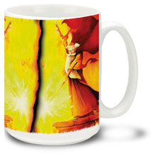 Fire Wizard - 15oz Mug