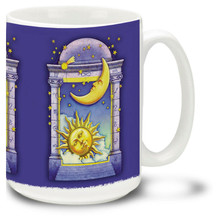 Sun and Moon - 15oz Mug