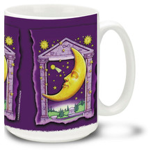 Mystical Moon - 15oz Mug