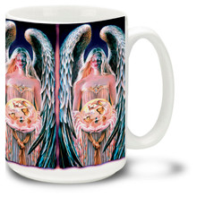 Tranquility Angel - 15oz Mug