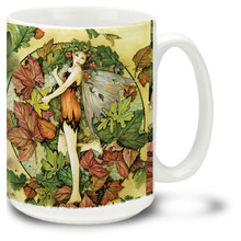 Evergreen Fairy - 15oz Mug