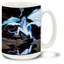 Chasing the White Dragon - 15oz Mug