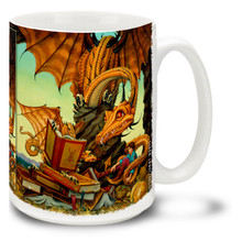 Taken to Task Dragons - 15oz Mug