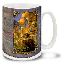 Wizard's Heir Dragon - 15oz Mug