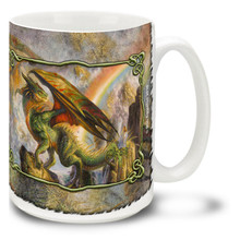 Rainbow Dragon - 15oz Mug