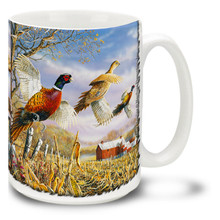 High Field Flush Pheasants - 15oz Mug