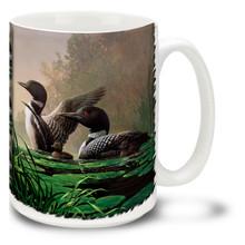 Northern Spring Loons - 15oz Mug