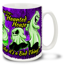 Halloween Cool Ghouls - 15oz Mug