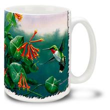 Hummingbirds - 15oz Mug