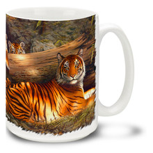 Tiger Den - 15oz Mug