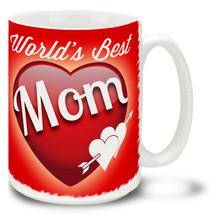 World's Best Mom - 15oz Mug