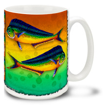 Mahi Mahi - 15oz Mug