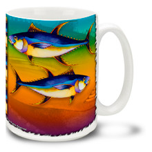 Yellowfin Tuna Ahi - 15oz Mug